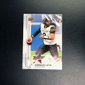 2018 CFLPA All Star Card Set
