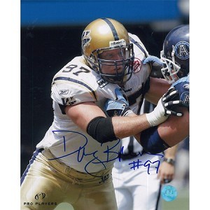 DOUG BROWN Signed 8x10 Photo