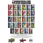 2016 CFLPA All Star Card Set